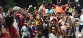 احعتفالية جمعية ناس الخير بوسعادة وبراعم النادي الهواة للألعاب الشعبية