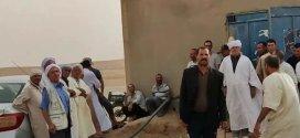 سكان المقسم الأبيض بجبل أمساعد ينتظرون ربط سكناتهم بشبكة الماء الشروب