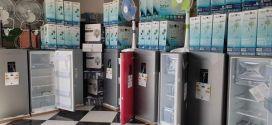 جمعية كافل لرعاية الايتام والارامل توزع المراوح الكهربائية والثلاجات