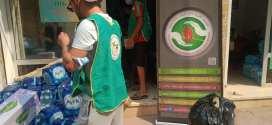 جمعية كافل اليتيم المسيلة ترسل مساعدات غذائية الى ولاية بجاية
