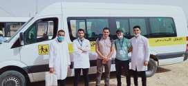 نشاطات جمعية إدراك للعلوم الطبية بمناسبة اليوم الوطني للتلقيح