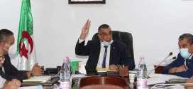 اجتماعا لمتابعة و تنفيذ تعليمات السيد عبد المجيد تبون رئيس_الجمهورية