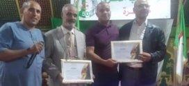 اختتام فعاليات المسابقة الوطنية للشعر الشعبي للشباب  بمقرة