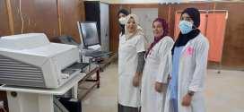 اختتام اليوم التحسيسي والتشخيصي المبكر لسرطان الثدي وسرطان عنق الرحم  بنجاح .