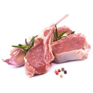 cotelette agneau boucherie halal angers