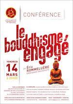 Conférence Rennes (bouddhisme engagé)
