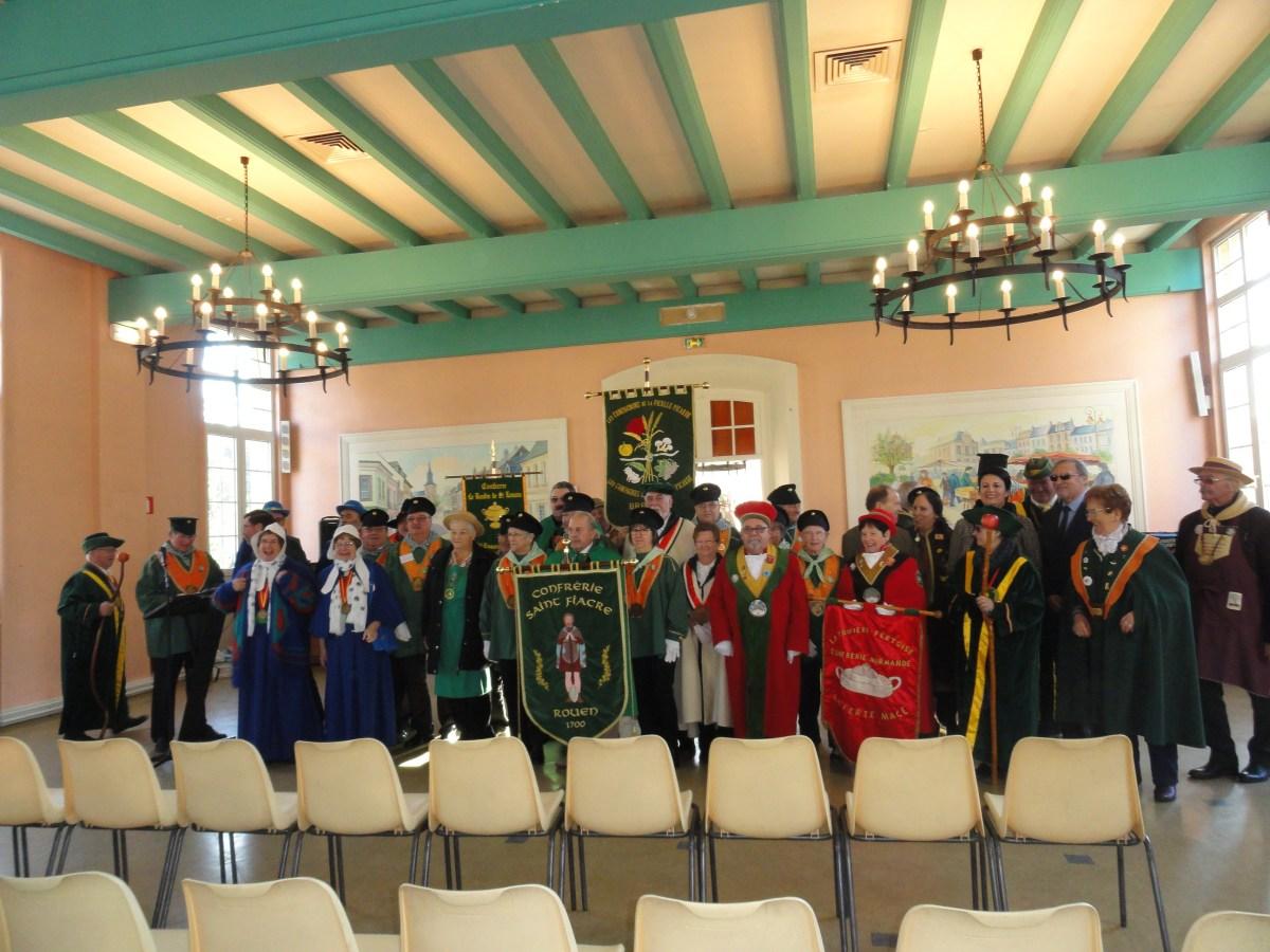 4 Décembre 2016 - St Romain de Colbosc