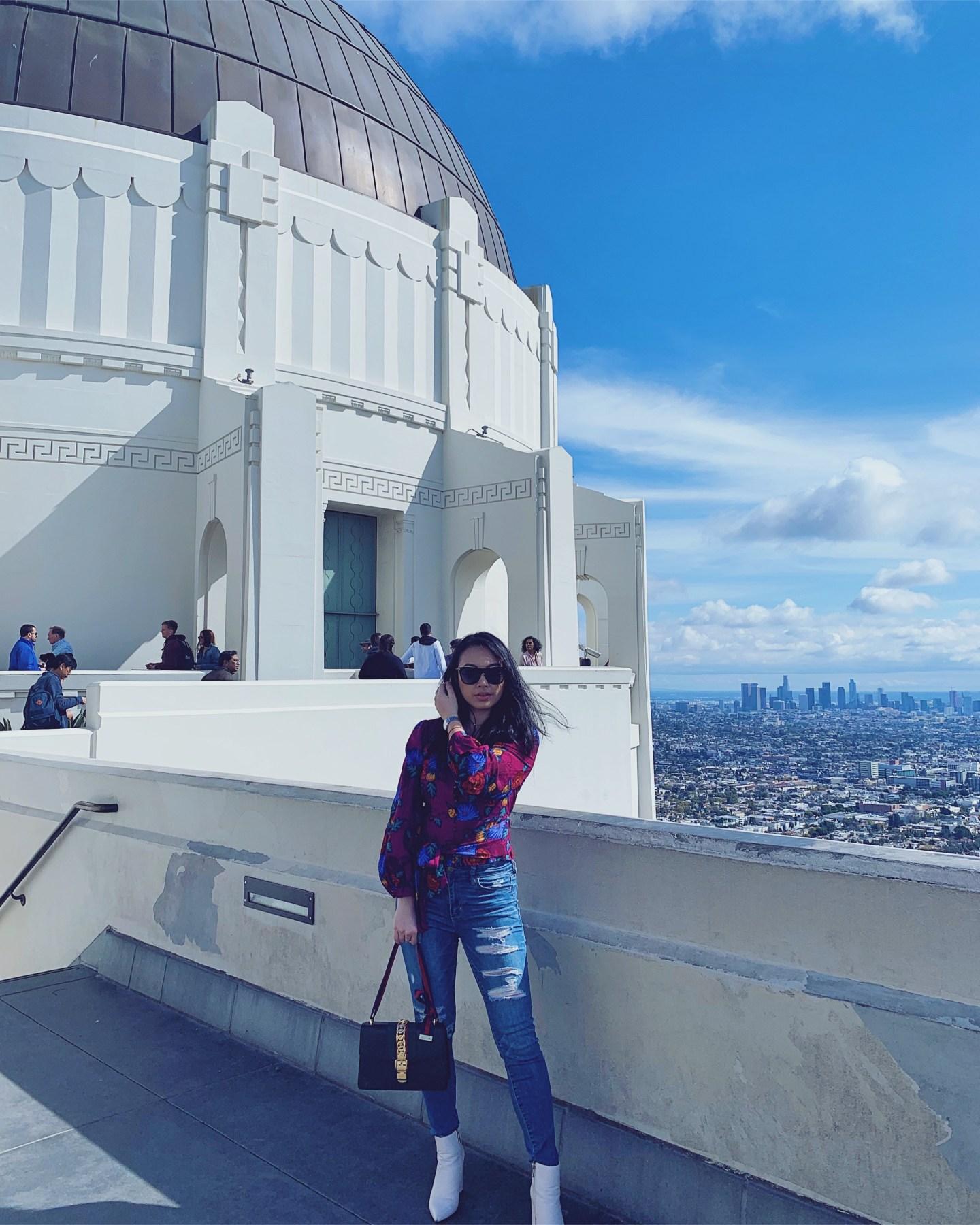 A Weekend in LA LA Land: Los Angeles Travel Diary
