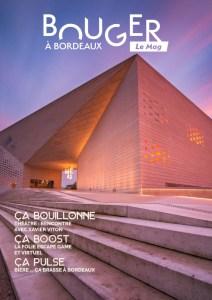 Magazine Bouger à Bordeaux édition mars 2020