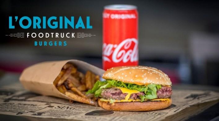 L'Original Burger – Nouveau food truck à Bordeaux