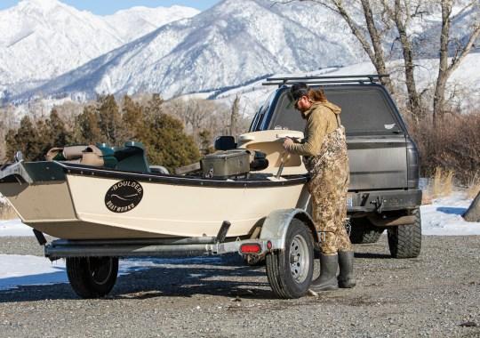 Boulder Boat Works Skiff