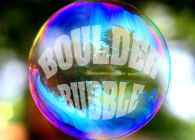 Boulder Bubble - Online Public Sphere