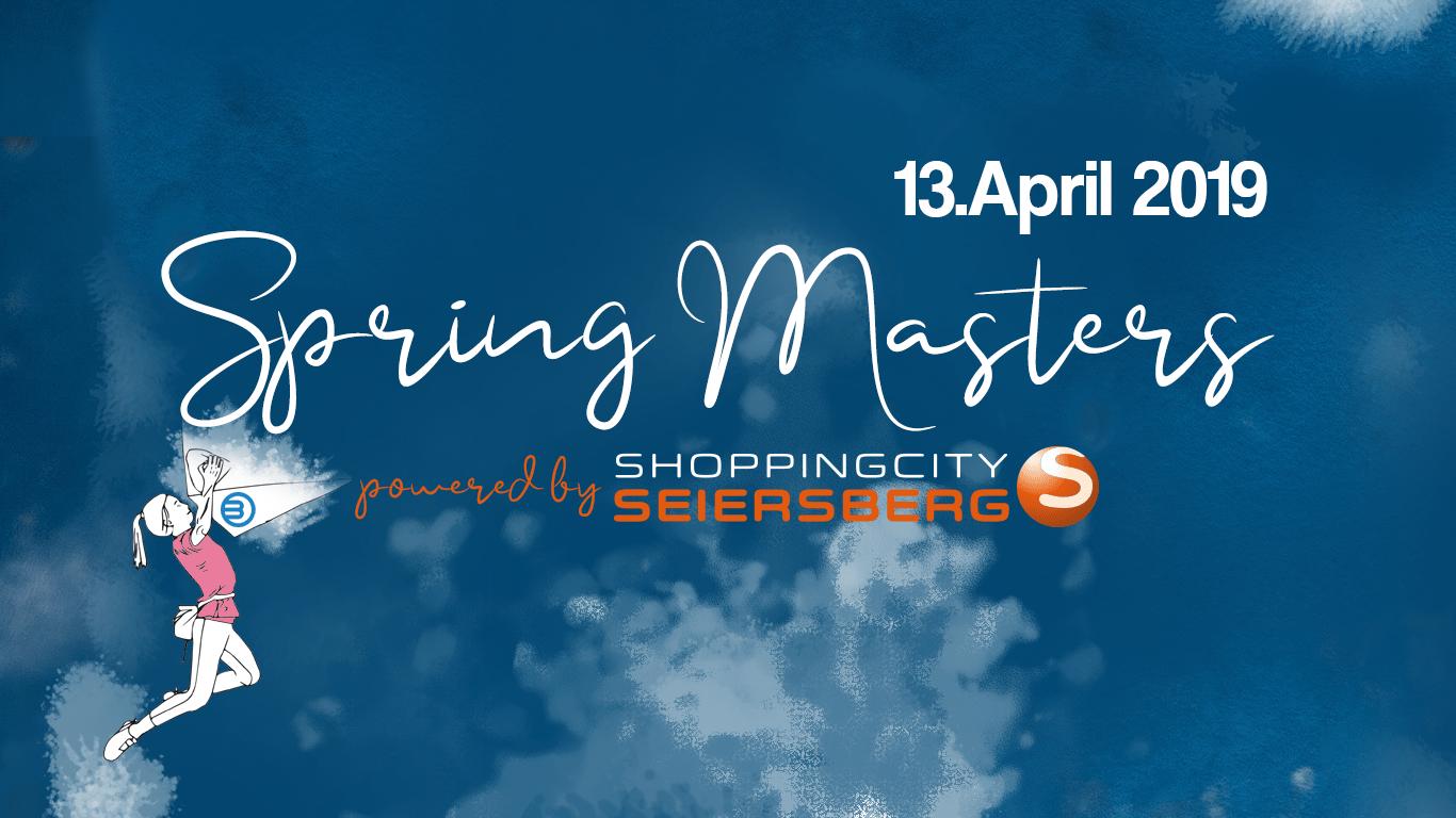 Ergebnisse Offene Runde Spring Masters