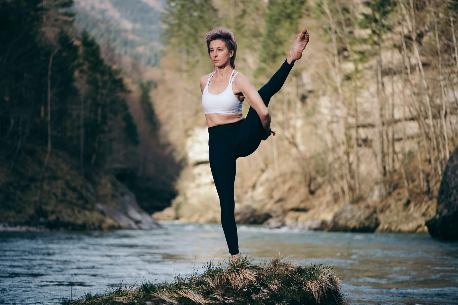 Montag ist Yogatag!