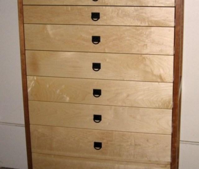 Cherry Maple Prairie  Drawer Dresser