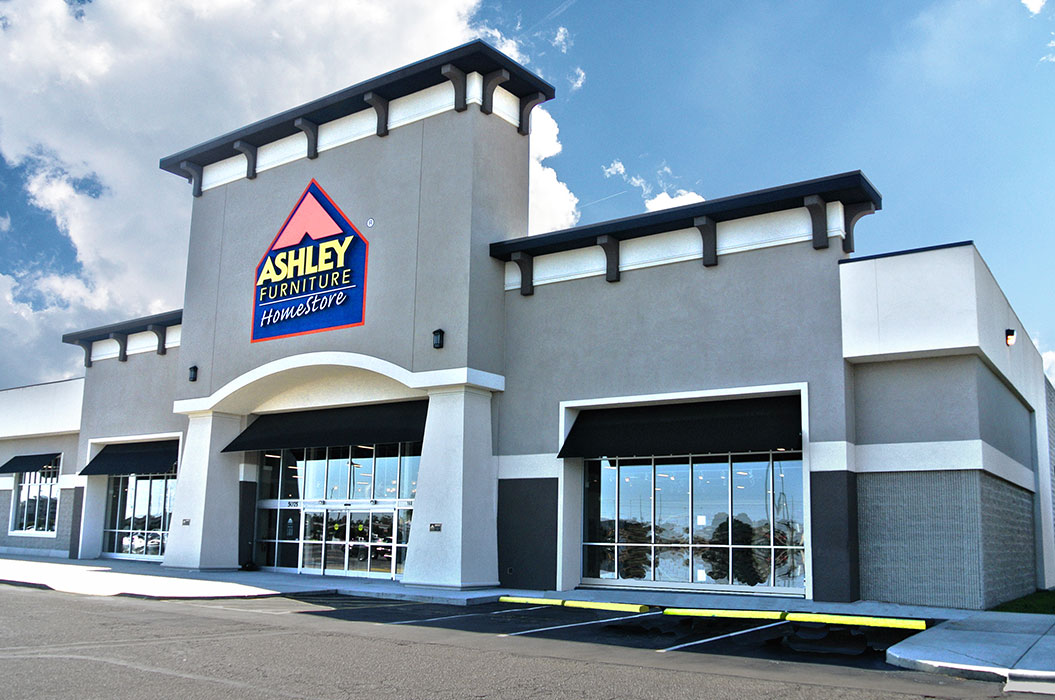 Net Lease Ashley Furniture Property Profile And Cap Rates
