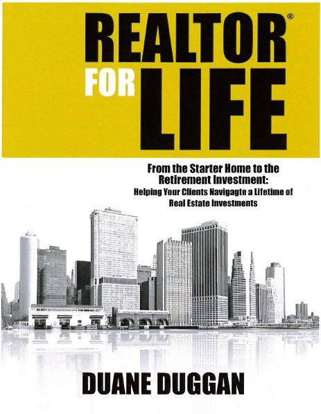 """Duane Duggan discusses his newly published book """"REALTOR For Life"""""""