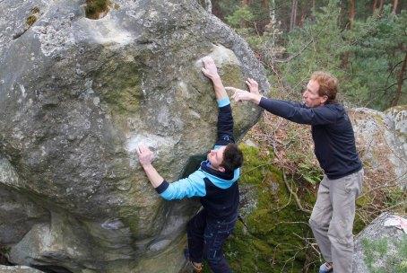 Fontainebleau 2016 Ostern Teamfahrt (34)