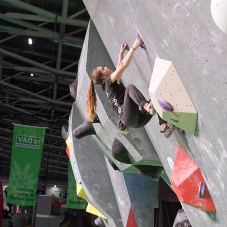 Süddeutsche Meisterschaft Free Boulderwelt Athletenteam