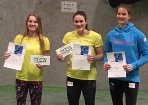 Süddeutsche Meisterschaft im Bouldern Tübingen 2018 Boulderwelt