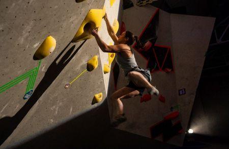 Boulderwelt Athletenteam beim 6. Nürnberger Bouldercup im E4