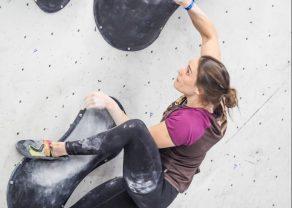 boulderwelt athletenteam auf der bayrischen meisterschaft im E4 nürnberg