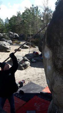 2019-Boulderwelt-Athletenteam-Ausfahrt-Bouldern-Klettern-Felsen-Fontainebleau (21)