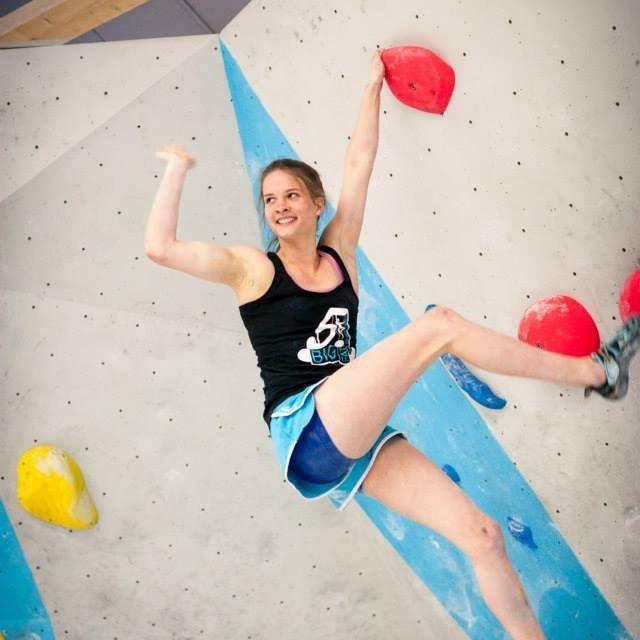 Isi erzählt von ihrem Weg vom Leistungsgedanken zum Spaß am Sport.