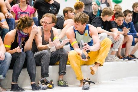 Große Eröffnung der Boulderwelt Dortmund - Samstag
