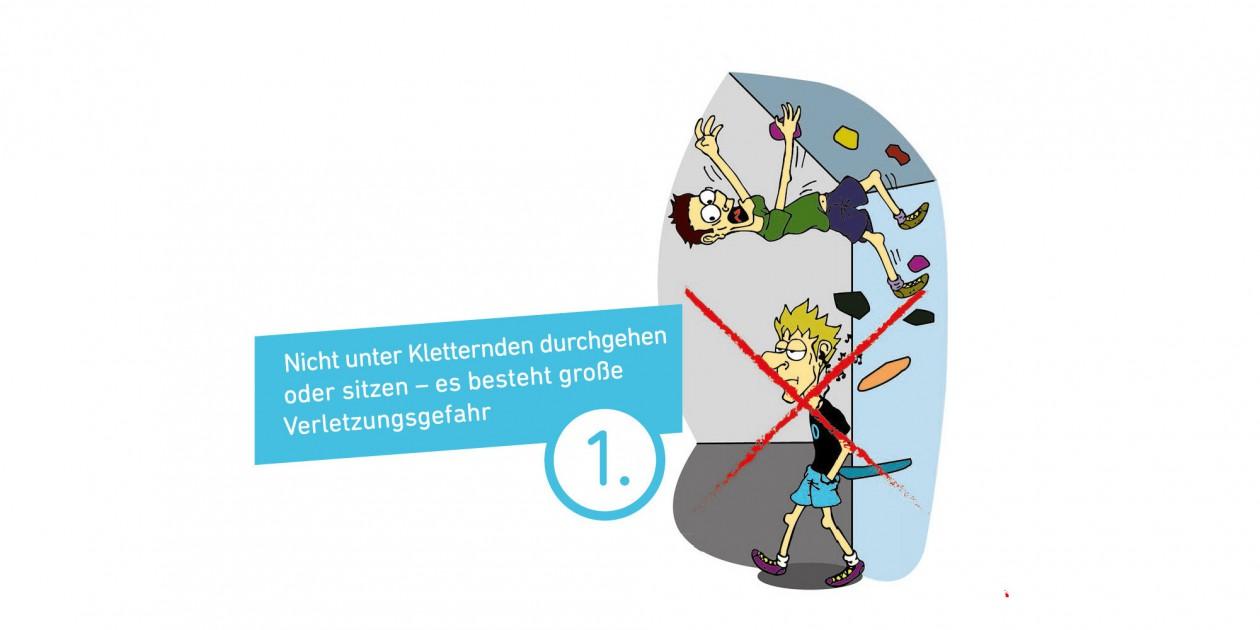 Sicher bouldern regel (1)