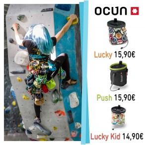 Chalkbags von Ocún