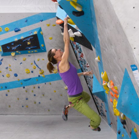 Tech Session Nr 5 2020 in der Boulderwelt Frankfurt