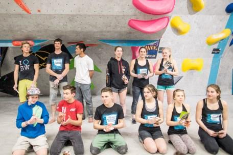 Big Fat Boulder Session BFBS 2017 Boulderwelt München Ost Spaßwettkampf Event Bouldern (65)