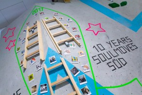 Soulmoves Süd 10.1 - Time Machine Boulder