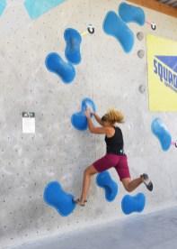 2018 Soulmoves Süd 11.1 in der Boulderwelt München Ost Spaßwettkampf