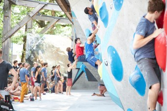 2019 Big Fat Boulder Session Boulderwelt München Ost