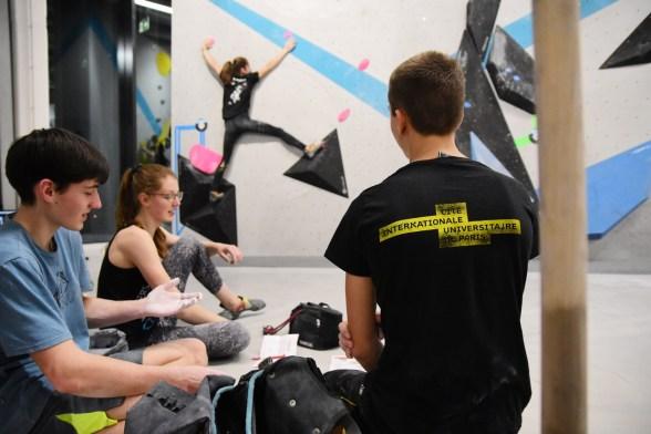 Wettkampfsimulation für unsere Youngsters, Wettkampfgruppe und Athleten