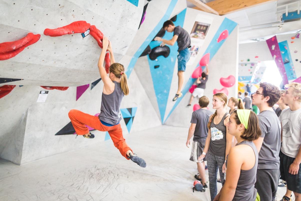 Boulderwelt München West Auszug Eventankündigung Bouldern Klettern Veranstaltung Soulmoves Süd