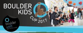 Boulderkids Cup 2017 in der Boulderwelt Regensburg