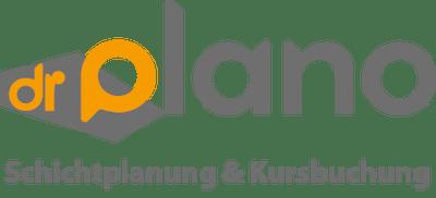 Dr Plano Logo Schichtplanung und Kursbuchung Boulderwelt