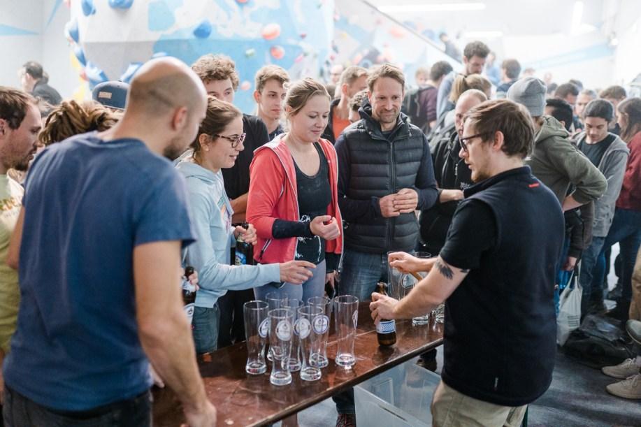 Am 30.11.2019 war die dritte und letzte Runde der diesjährigen Soulmoves Süd zu Gast in Regensburg. Über 420 Teilnehmer tüftelten gemeinsam an dem 35 Highlightbouldern.