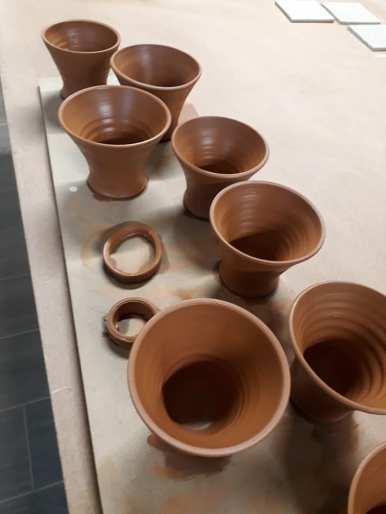 Une série de mugs