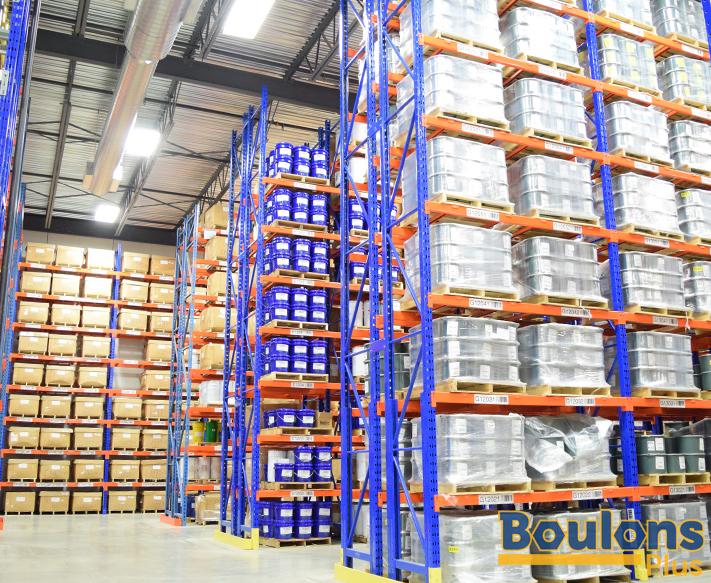 Distribution Center - Precision Bolts