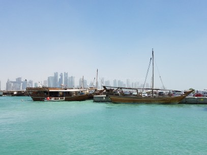 Three days in Doha, qatar