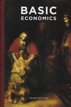 Cover of Basic Economics, 3rd ed.