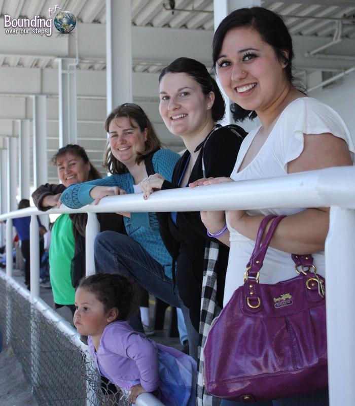 Visiting the Verdejo Family in Arizona