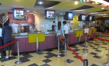 Vista Movie Theater in Kad Suan Kaew Chiang Mai