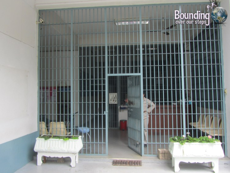 Teaching English to Prisoners in Chiang Mai
