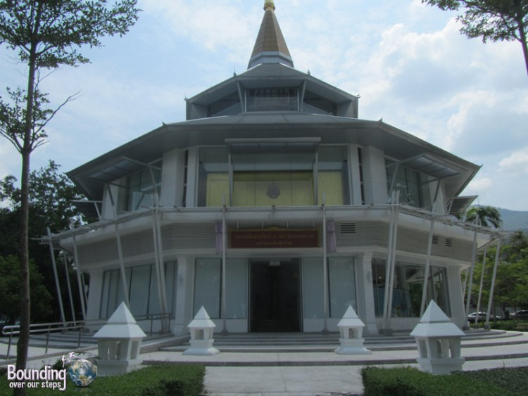 Sala Ang Kaew at Chiang Mai University