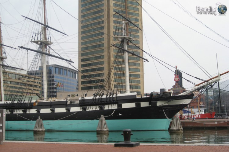 What I Miss About Baltimore - Inner Harbor